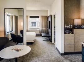 DoubleTree by Hilton Hotel & Suites Jersey City, hotel near Ellis Island, Jersey City