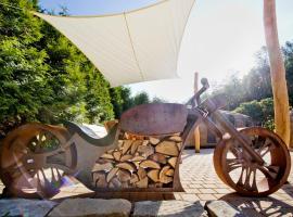 Red Rock Resort, Ferienwohnung in Kurort Oybin