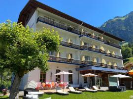 Hotel Residence Brunner, hotel near Mürrenbahn, Wengen