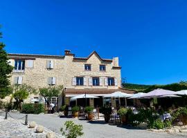 Auberge du Vieux Château, hôtel à Cabris