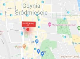 Mieszkanie - Armii Krajowej 32, hotel near Marina Gdynia, Gdynia