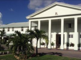 The Liguanea Club, hotel in Kingston