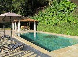 Princesa Isabel Pousada e Hotel – Visconde, hotel with pools in Petrópolis