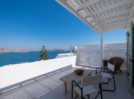 Lorenzo Studios and Suites Paros, apartment in Naousa