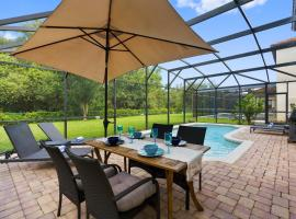 Roccella Villa - Perfect Disney Location, cottage in Kissimmee