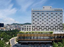 Mondrian Seoul Itaewon, hotel near National Museum of Korea, Seoul