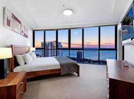 Sierra Grand Broadbeach, hotel in Gold Coast