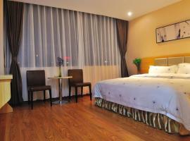 广州煌子酒店,廣州上下九商業步行街附近的飯店