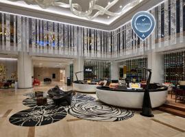 鉑爾曼吉隆坡城市中心大酒店,吉隆坡的飯店