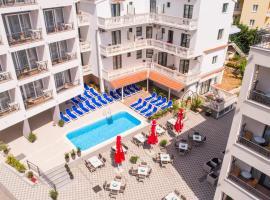 Depandance OLIVA, hotel with jacuzzis in Drvenik