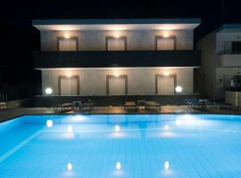 Villa Popi Studios (Froso), beach hotel in Kefalos