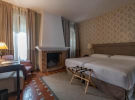 La Almoraima Hotel, hotel en Castellar de la Frontera