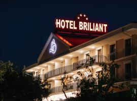 Hotel Briliant, hotel din Cluj-Napoca