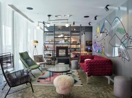 Moxy Bucharest Old Town, hotel a Bucarest