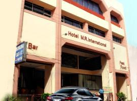 HOTEL M.R.INTERNATIONAL, hôtel à Madurai
