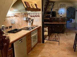 Original Appartement 2 levels, apartment in Roquebrune-Cap-Martin