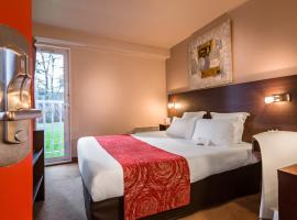 Comfort Hotel Champigny Sur Marne, hotel near Les Arcades Shopping Centre, Champigny-sur-Marne