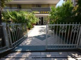 Hotel Como, hotel a Rimini, Bellariva