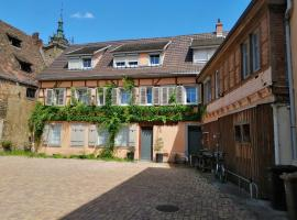 La Cour de Berthe Est, hotel in Colmar