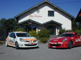 "Hotel Pit Lane ""Home of Motorsport"", hotel near Nuerburgring, Nürburg"