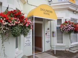 Dolphins Hotel, hotel in Bournemouth