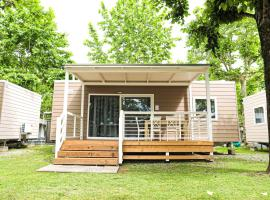 Camping Rose, glamping site in Dormelletto