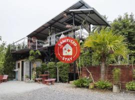 OYO 1011 Korkeaw Garden Home Resort โรงแรมในขนอม