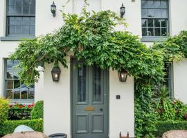 The Vicarage, hotel near Alsager Golf & Country Club, Holmes Chapel