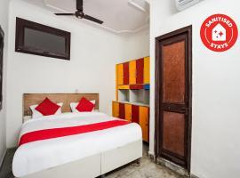 OYO 65310 Golden Villa International, hotel in New Delhi