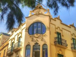 Hotel Noucentista, hotel in Sitges