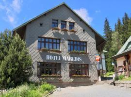 Hotel Maredis, hotel v destinaci Kořenov