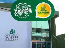 Green Hotéis, hotel near Forno Beach, Cabo Frio
