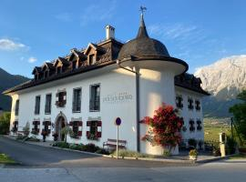 Ansitz Felsenheim, hotel in Lermoos