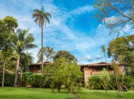 Hotel Fazenda Igarapés, hotel perto de Museu de Inhotim, Igarapé