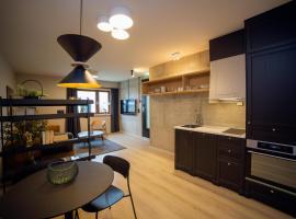 Home Again Apartments Kirkegata, leilighetshotell i Stavanger