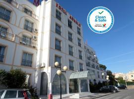 Hotel Monaco, hotel v destinaci Faro