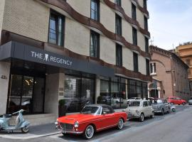 The Regency, Rome, a Tribute Portfolio Hotel, hotel adaptado en Roma