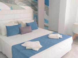 Sun Boutique Hotel (Adults Only), отель в Амударе