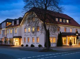 Hotel Heide Residenz, hotel near Paderborn-Lippstadt Airport - PAD, Paderborn