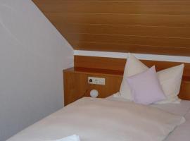 Hotel Garni Silberdistel, Hotel in Nenningen