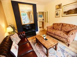 MOONRIVER Ironbridge, vacation home in Telford