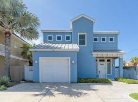 Capricorn - 3 Bedrooms Condo with Private Pool, easy walk to the beach Sleeps 6, vacation rental in South Padre Island