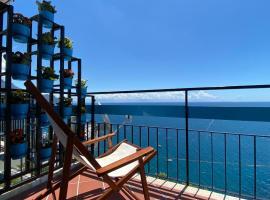 La Marea - Appartamento panoramico Amalfi, apartment in Amalfi