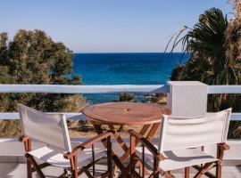 Agnadi Syros Studios & Rooms, ξενοδοχείο στον Μέγα Γιαλό-Νίτες