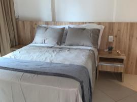 LANDSCAPE BEIRA MAR - FLAT ALTO PADRÃO FORTALEZA, hotel with jacuzzis in Fortaleza