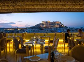 Acropolian Spirit Boutique Hotel, hotel in Athens