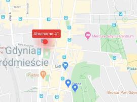 Mieszkanie - Antoniego Abrahama 41, hotel near Marina Gdynia, Gdynia