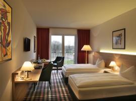 Hotel PreMotel-Premium Motel am Park, ξενοδοχείο σε Κάσελ