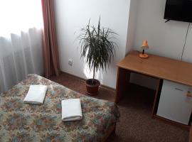 Гостиница Паллада, отель в Астрахани