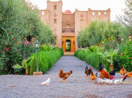 Ferme Sidi Safou, farm stay in Marrakesh